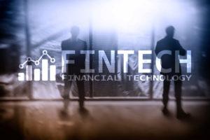FINTECH - Financial technology, global business and information Internet communication technology